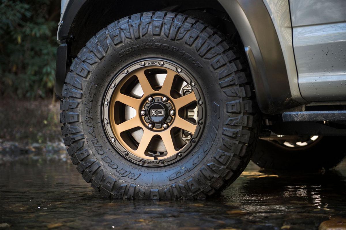Ford F-150 Raptor XD Series XD134 Wheels