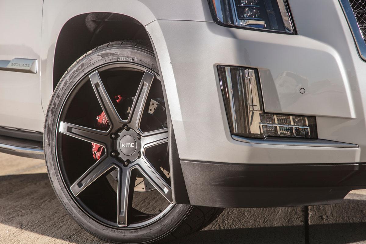 Cadillac Escalade KMC KM700 Wheels