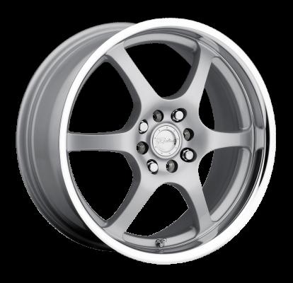 Raceline Custom Wheels 126S SILVER