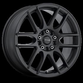 Raceline Custom Wheels 141B Mystique BLACK