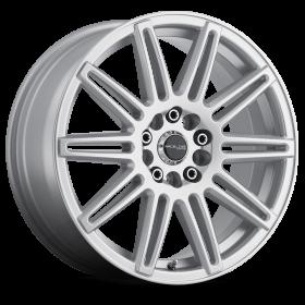 Raceline Custom Wheels 143S Cobalt SILVER