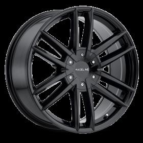 Raceline Custom Wheels 158B IMPULSE BLACK