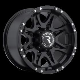 Raceline Custom Wheels 981 RAPTOR BLACK