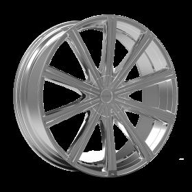 Kronik Custom Wheels Epiq CHROME