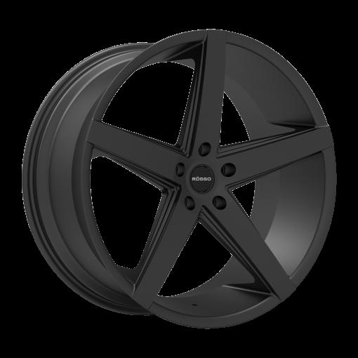 Rosso Wheels Affinity BLACK