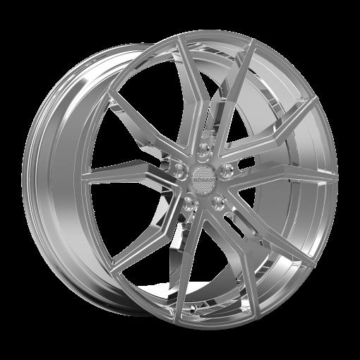 Rosso Wheels Icon CHROME