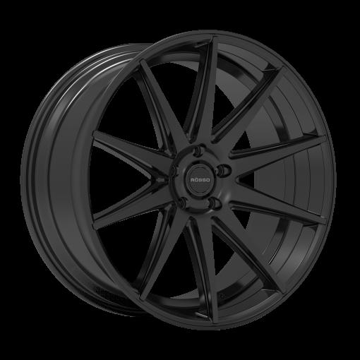 Rosso Wheels Legacy BLACK