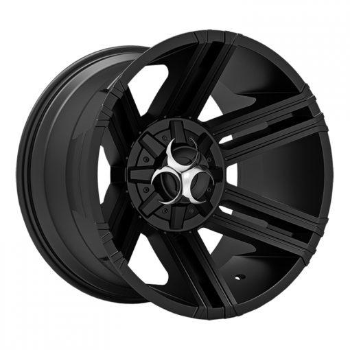 Toxic Off Road Wheels Avenger BLACK