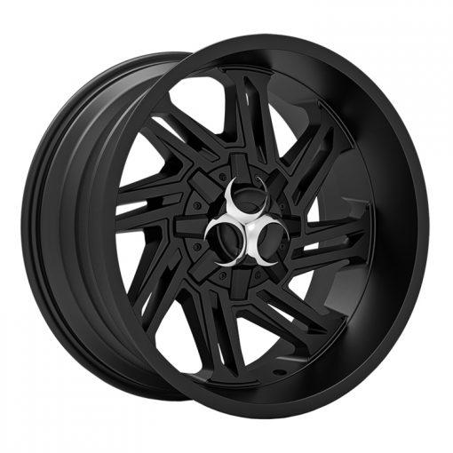 Toxic Off Road Wheels RAZR BLACK