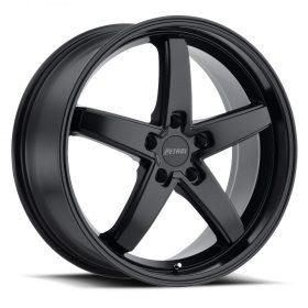Petrol Wheels P1B MATTE BLACK