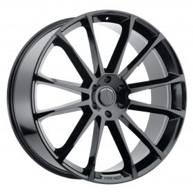 Status Custom Wheels GOLIATH BLACK