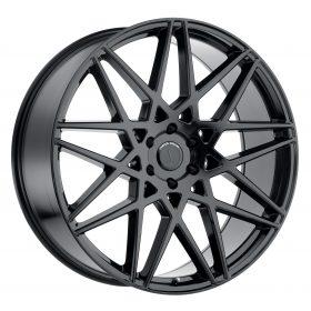 Status Custom Wheels GRIFFIN BLACK