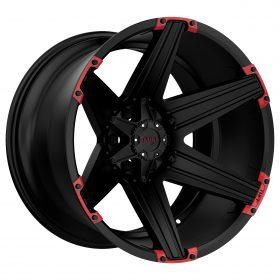 T12 BLACK RED