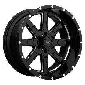 T15 BLACK MILLED