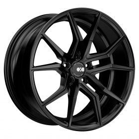 XO Luxury Custom Wheels VERONA BLACK