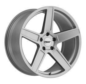 TSW Custom Wheels ASCENT TITANIUM