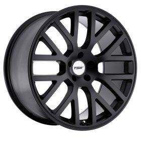 TSW Custom Wheels DONINGTON BLACK