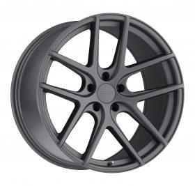 TSW Custom Wheels GENEVA GUNMETAL