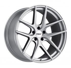 TSW Custom Wheels GENEVA TITANIUM