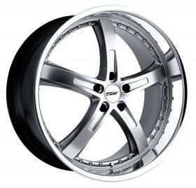TSW Custom Wheels JARAMA SILVER MIRROR