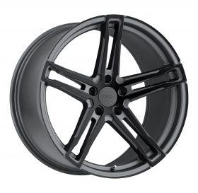 TSW Custom Wheels MECHANICA GUNMETAL BLACK