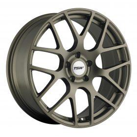 TSW Wheels NURBURGRING MATTE BRONZE