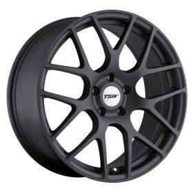 TSW Custom Wheels NURBURGRING GUNMETAL