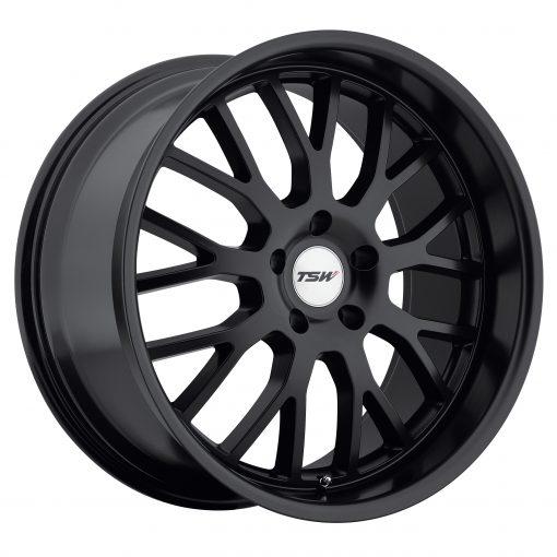 TSW Wheels TREMBLANT MATTE BLACK