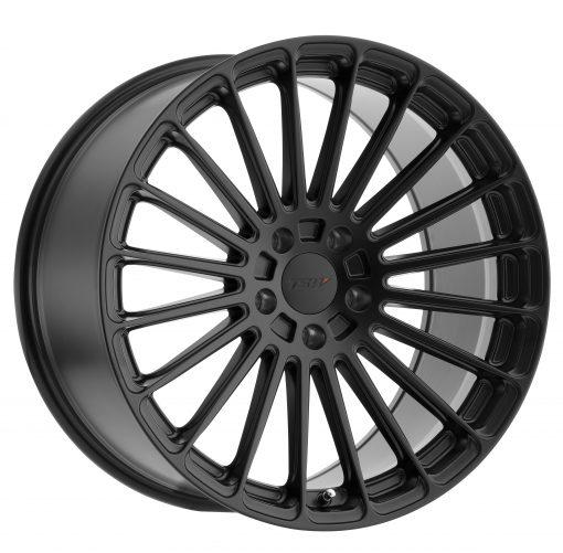 TSW Wheels TURBINA MATTE BLACK