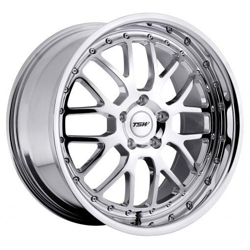 TSW Wheels VALENCIA CHROME