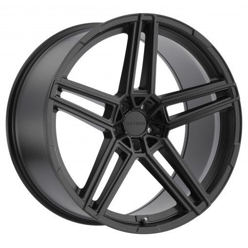 Beyern Custom Wheels GERADE BLACK
