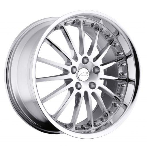 Coventry Custom Wheels WHITLEY CHROME