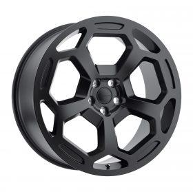 Redbourne Custom Wheels BASHFORD BLACK