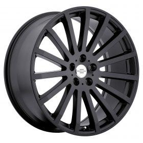 Redbourne Custom Wheels DOMINUS BLACK