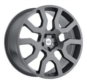 Redbourne Custom Wheels HERCULES GUNMETAL