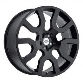 Redbourne Custom Wheels HERCULES BLACK