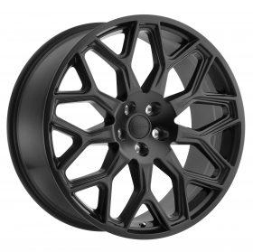 Redbourne Custom Wheels KING BLACK