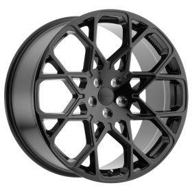 Redbourne Custom Wheels MERIDIAN BLACK