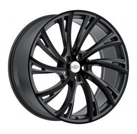 Redbourne Custom Wheels NOBLE GUNMETAL BLACK