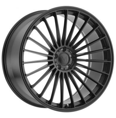 Mandrus Custom Wheels 23 BLACK