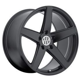Victor Equipment Custom Wheels BADEN BLACK