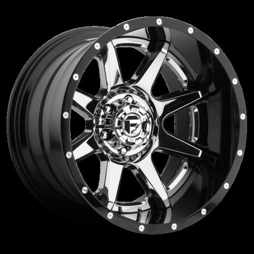 Fuel Custom Wheels RAMPAGE D247 CHROME