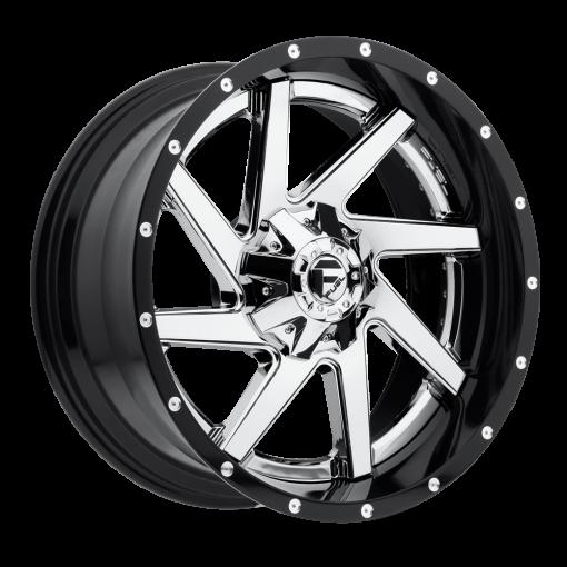 Fuel Custom Wheels RENEGADE D263 CHROME