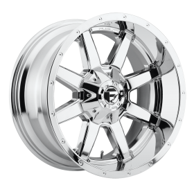 Fuel Custom Wheels D536 MAVERICK CHROME
