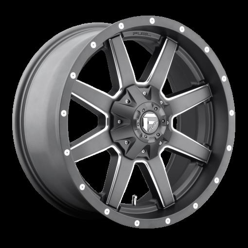 Fuel Custom Wheels MAVERICK D542 MATTE GUNMETAL