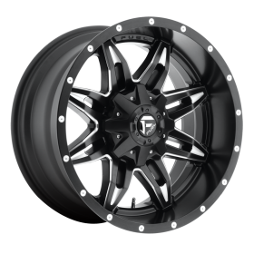 D567 LETHAL GLOSS BLACK MILLED