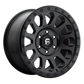 Fuel Custom Wheels VECTOR D579 MATTE BLACK