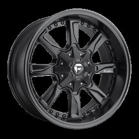 Fuel Custom Wheels HYDRO D604 MATTE BLACK