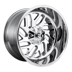 Fuel Custom Wheels D609 TRITON CHROME