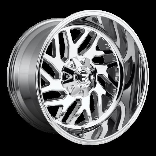 Fuel Custom Wheels TRITON D609 CHROME